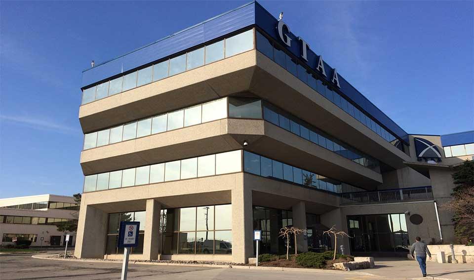 GTTA administration building