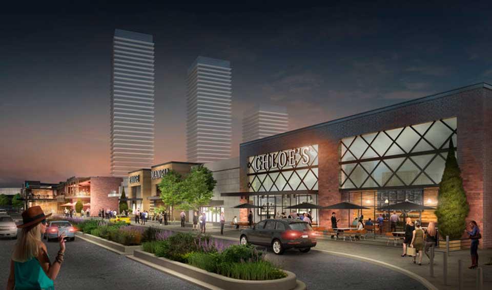 fairview mall