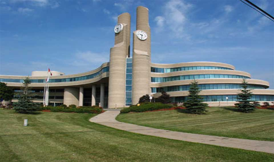 york region administrative building